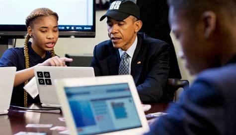 ABD Başkanı Barack Obama Tarihe Geçti