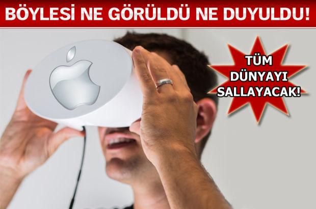 Apple'dan Yeni Bomba