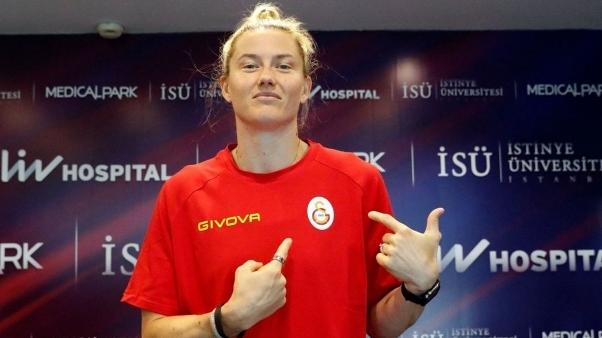 Sami Whitcomb Galatasaray'da