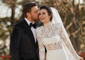 Sinan Akçıl ile Burcu Kıratlı 2. kez evlendi