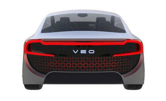 Vestel'in yerli otomobili VEO