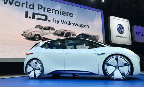Volkswagen 1 milyon elektrikli araç üretme hedefini öne çekti